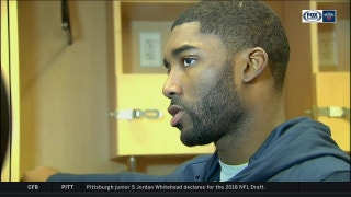 E'Twaun Moore on 2nd half in Pelicans loss to Rockets