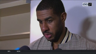 LaMarcus Aldridge on Kawhi's return, loss to Dallas