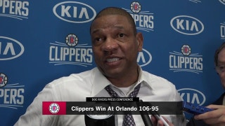 Doc postgame: Playing defense saved our rough start