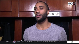 Wayne Ellington: 'These games are tough to swallow'