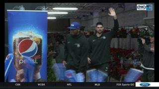 Magic team up with Boys & Girls Club for a holiday shopping spree