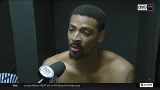 Jordan Mickey: 'I thought I did a pretty good job helping my team'