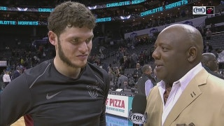 Tyler Johnson on his offense: 'The ball just keeps going in'