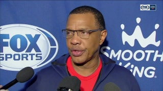 Alvin Gentry on struggles in 117-111 loss to Denver