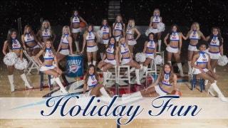 Thunder Girls Holiday Fun | Thunder Insider