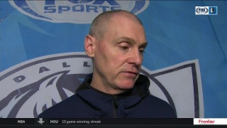 Rick Carlisle on loss to Spurs: 'Little mistakes,turn into big mistakes'