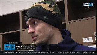 Mario Hezonja critiques his performance after 28-point game