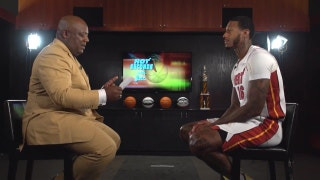 Hot Seconds with Jax: James Johnson