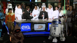 Ducks Live: Star Wars Night