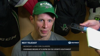 Jason Spezza on confidence in OT win over New York