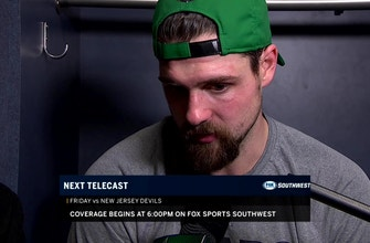 Jamie Benn on win over the Islanders