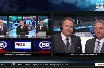 Images of Lopsided win of New York Islanders | Stars Live