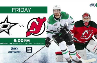 Dallas Stars vs. New Jersey Devils preview | Stars Live