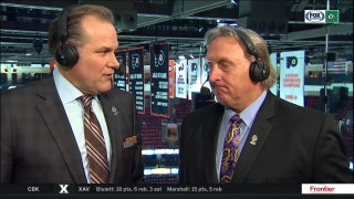 Razor and Ludwig wrap up four game road trip | Stars Live
