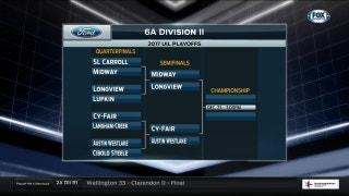 6A Division II Bracket | High School Scoreboard Live