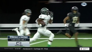 Kennedale vs. Kaufman | High School Scoreboard Live