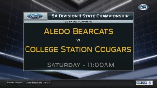 Aledo vs. College Station preview | High School Scoreboard Live