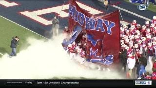 Hewitt Midway vs. Longview   High School Scoreboard Live