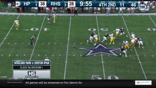 Highland Park vs. Denton Ryan   High School Scoreboard Live