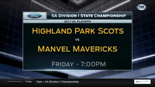 Highland Park vs. Manvel preview | High School Scoreboard Live