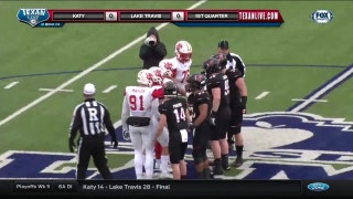 Lake Travis vs. Katy | High School Scoreboard Live