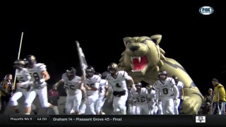 Canadian vs. Gunter | High School Scoreboard Live