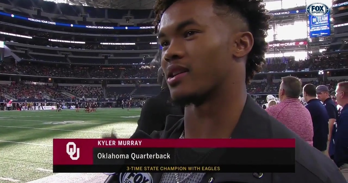 Allen Eagles – Former QB Kyler Murray | HSFB State ...
