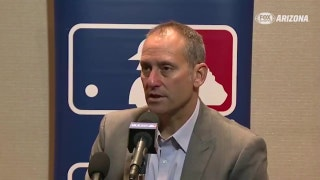 Torey Lovullo: Get ready for a spirited spring training