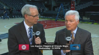Magic host Clippers in matchup of ailing teams