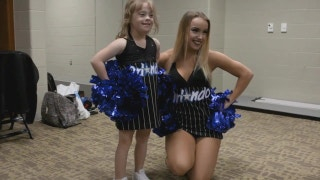 Young dancer Maggie gets Dream job with visit to Magic