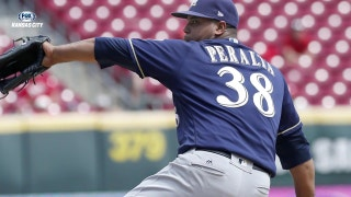 What are the Royals getting in Wily Peralta?