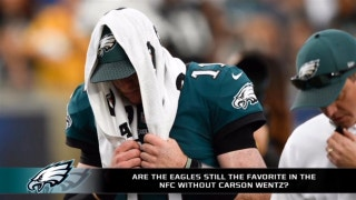 Are the Eagles still Super Bowl contenders without Carson Wentz?