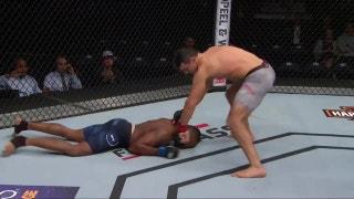 Alessio Di Chirico KO's Oluwale Bamgbose | HIGHLIGHT | UFC on FOX