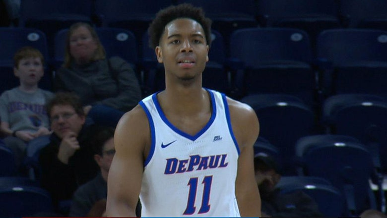 DePaul takes care of business against Alabama A&M 83-60