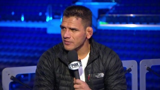 Rafael Dos Anjos Interview | POST-FIGHT | UFC on FOX