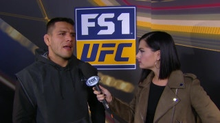 Rafael Dos Anjos Interview | WEIGH-IN | UFC on FOX