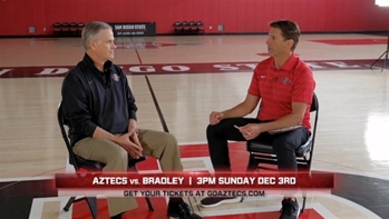 Brian Dutcher previews the Aztecs' next two home games
