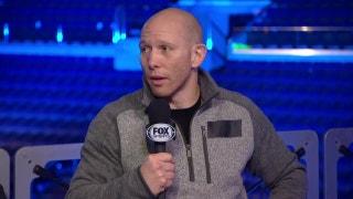 Josh Emmett Interview   POST-FIGHT   UFC on FOX