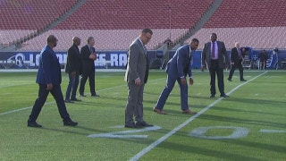 NFL legends explain what makes the Rams offense so prolific from the LA Coliseum