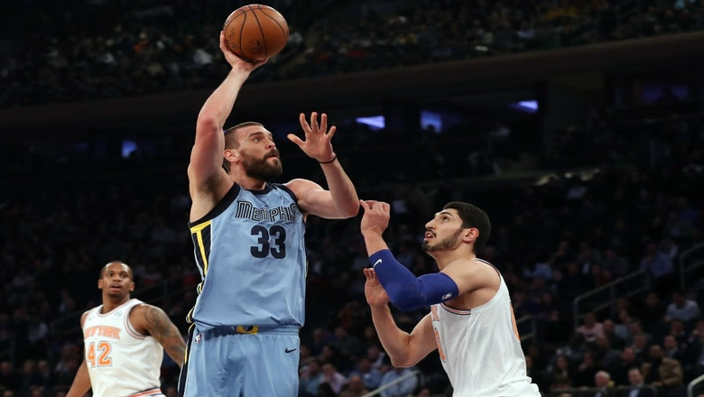 Grizzlies LIVE to Go: Tough night in the Big Apple for Memphis as they fall to the Knicks 99-88