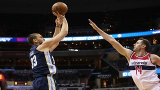Grizzlies LIVE to Go: Grizzlies 4th Quarter rally falls short as they lose to the Wizards 93-87