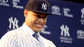 Giancarlo Stanton shares his reasons for choosing the Yankees: 'I want to make this team better'