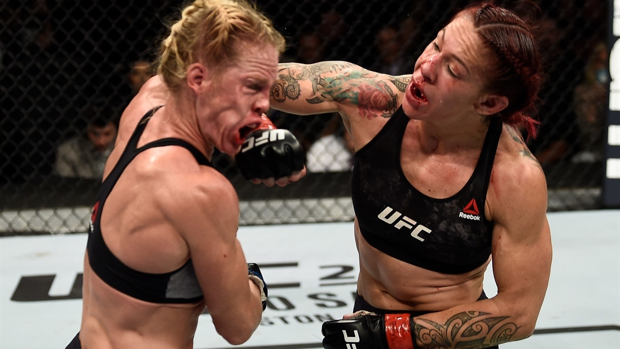 ufc female fighters list
