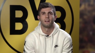 Christian Pulisic reflects on USMNT Player of the Year award and the state of U.S. Soccer