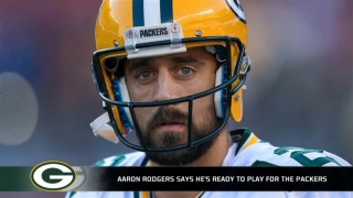Is it a good idea for the Packers to push for the playoffs with Aaron Rodgers?