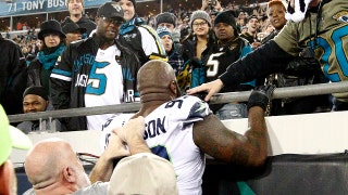 Michael Vick: Seahawks altercation with fans in Jacksonville 'doesn't reflect on the coach'
