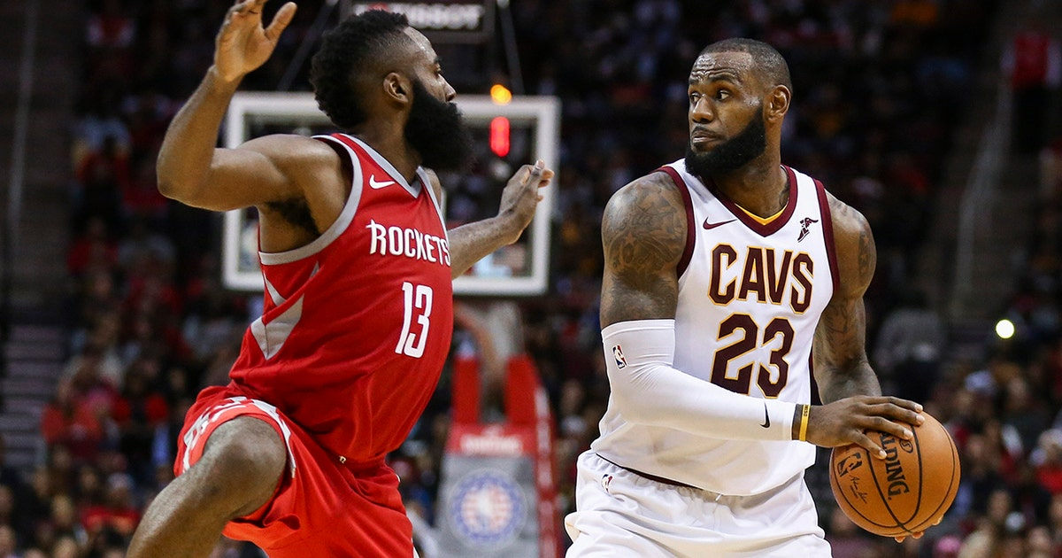 Colin Cowherd: LeBron James joining the Houston Rockets is a real possibility (VIDEO)