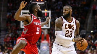 Colin Cowherd: LeBron James joining the Houston Rockets is a real possibility