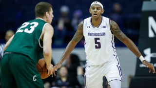 Northwestern dismantles Chicago State 96-31