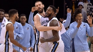 Grizzlies LIVE To Go: Grizzlies edge Wolves to bring end to 11-game skid